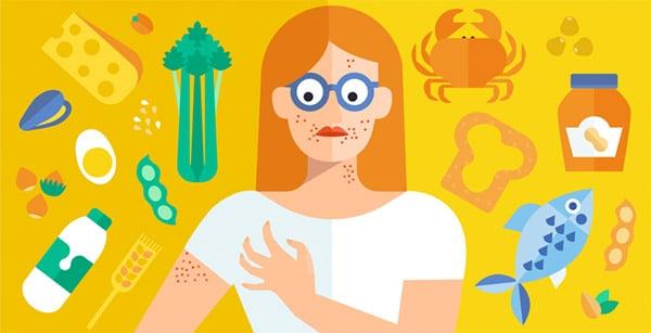 gıda alerjisi testiı