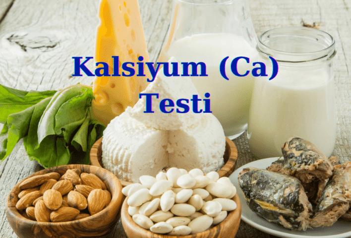 Kalsiyum (Ca) Testi